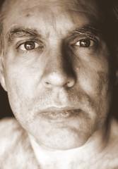 January 14 (O Caritas) Tags: selfportrait me face self eyebrows ocaritas nikoncoolpix8800 daily50