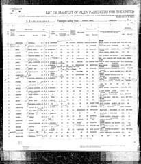 SS Princess May 1922/10/16 p754 (serenada) Tags: notbyme 1922 manifest