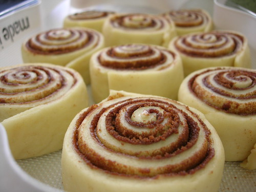 Cinnabon replicas (before)