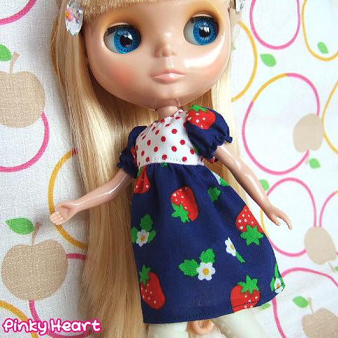 strawberry dress by kana*.