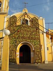 Adornos Frutales (iglesia de Cuichapa , cordoba Veracruz)