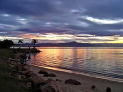 Sunset (Renata Diem) Tags: ocean floripa sunset pordosol s