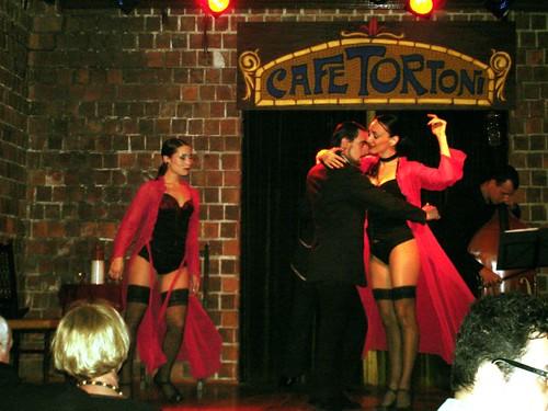 Tango en el Tortoni