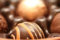 Truffes (4) (Bill in DC) Tags: macro home chocolate interestingness1 2006 truffles rockymountainchocolatefactory