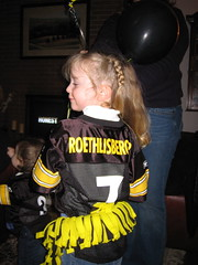 Sophia, a.k.a. Big Ben (nonesuch) Tags: football pittsburgh steelers gosteelers footballfans herewego steelersfans superbowlxl superbowlchampions