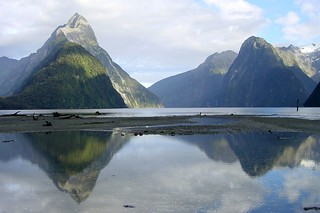 Milford Reflection