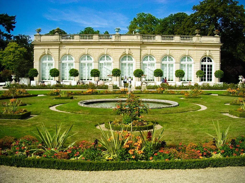 L'Orangerie de Bagatelle