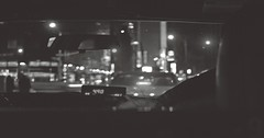 Midnight in Taxi (Davide Steno) Tags: new york ny newyork taxi midnight davide steno davidesteno