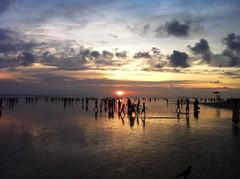 Sunset (as2199if) Tags: sunset beach shore bangladesh bazar coxs chittagang