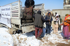 2014 Winterization in Afghanistan