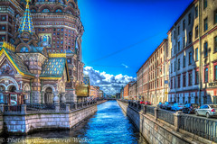 Church of the Savior on Blood (Kev Walker ¦ 8 Million Views..Thank You) Tags: church stpetersburg canal blood russia hdr spilled savior 2015 kevinwalker