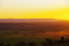 Quirindi Sunset 3 (mnrolvr) Tags: new sunset vacation holiday wales landscape pentax south k7 quirindi