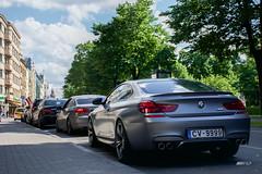 Frozen Grey. (Ingus Lismanis Photography) Tags: cars grey nikon fast latvia bmw luxury m6 exclusive riga matte bmwm6 mpower carspotting carspot d7100 frozengrey rigacars 18140mm
