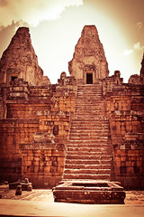 2015-05-22 Cambodia Day 3, Prae Roup Temple, Siem Reap (Qsimple, Memories For The Future Photography) Tags: old travel building tower art heritage tourism monument nature stone wall architecture asian religious temple design artwork ancient ruins worship asia cambodia cambodian khmer place natural outdoor antique buddhist traditional famous religion ruin culture buddhism places landmark structure historic sacred thom civilization siemreap angkor wat hinduism archeology religions sculptures bayon prohm 2015 prasat camera:make=canon exif:make=canon exif:lens=ef24105mmf4lisusm geo:state=siemreap exif:focallength=24mm exif:aperture=ƒ10 qsimple geo:country=cambodia camera:model=canoneos600d exif:model=canoneos600d exif:isospeed=200 geo:city=krongsiemreap geo:location=sangkatnokorthum geo:lon=10392086701 geo:lat=1343504033