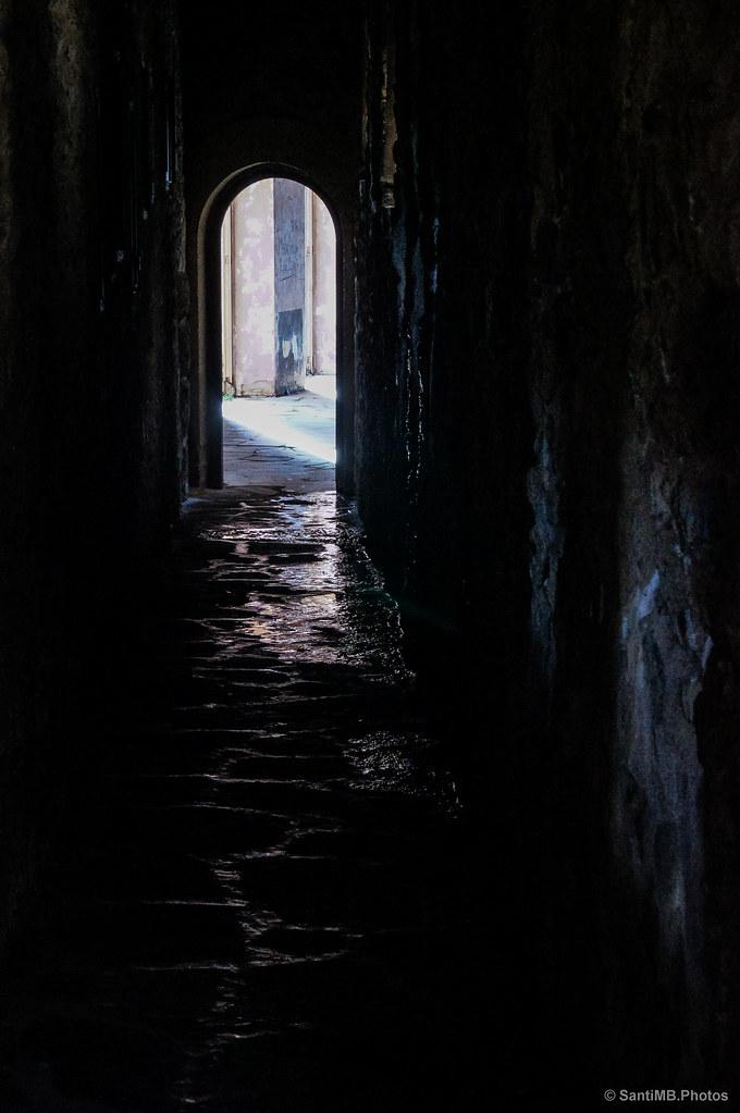 Caminando entre sombras