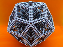 "Triple Rhombic Triacontahedron [1] <a style=""margin-left:10px; font-size:0.8em;"" href=""http://www.flickr.com/photos/101058950@N02/19588693988/"" target=""_blank"">@flickr</a>"