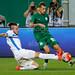 Ferencvaros vs. Zeljeznicar UEFA EL qualifier football match