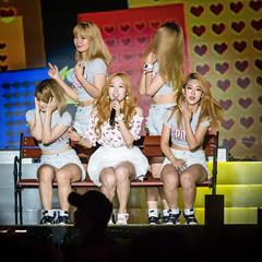 K-pop Summer Festival 2015-111 (Hanzan) Tags: music live korea sleepy minjae kpop sonamoo