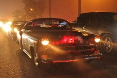Mooneyes X-Mas Party 2016 (USautos98) Tags: 1953 chevrolet chevy belair hotrod streetrod custom rockabilly