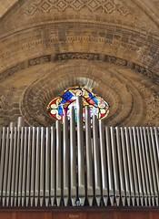 04.102016 - Jerez de la Frontera, la cathédrale (103) (maryvalem) Tags: espagne jerezdelafrontera jerez alem lemétayer lemétayeralain cathédrale orgues
