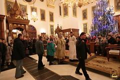 058. Nativity of the Lord at Lavra / Рождество Христово в Лавре 07.01.2017