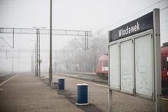Miejsca (Patryk Puchalski) Tags: miejsca włocławek stacja pociąg