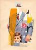 (.itchi.) Tags: collage collageart cut cutandpaste cutout art analog handmade paper paste paris paperart magazine illustration itchi vintage vintageart mixed design retro