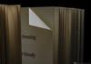 Macro mondays - Corner [in Explore 03/01/2016] (jamesallen9) Tags: macromondays corner book folded page pages text freezing paper grain pentacon 50mm
