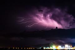 Storm (betadecay2000) Tags: storm darwin northern territory gewitter nacht blitz blitze lightning wolke wolken cloud clouds 31072017 2017 stokes wharf hill nite langzeitbelichtung gewitterstimmung himmel