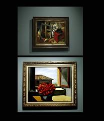 Omaggio a Guttuso (dona(bluesea)) Tags: quadri paintings mostra show guttuso pittore painter
