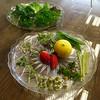 Daily Harvest (Assaf Shtilman) Tags: daily harvest strawberries lemon herbs mint sage lettuce salad leaves kale