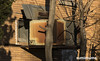 Disconnected (rumimume) Tags: potd rumimume 2016 niagara ontario canada photo canon 80d sigma 2017 downtown abandon outdoor morning brick building rust