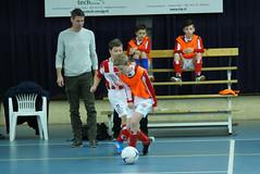 KNVB zaalvoetbal Beuningse Boys JO13-2