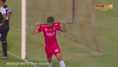 คลิปไฮไลท์ฟุตบอลไทยลีก 2 (T2) ชัยนาท เอฟซี 3-1 บางกอก เอฟซี