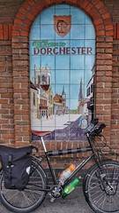Dorchester South Train Station