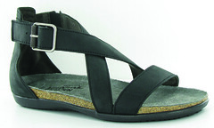 "Naot Rianna sandal coal black • <a style=""font-size:0.8em;"" href=""http://www.flickr.com/photos/65413117@N03/32544983881/"" target=""_blank"">View on Flickr</a>"