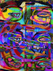 Leit hold´s z`saame (Marco Braun) Tags: auge graffiti streetart bunt farbig couelures eye yeux paris francefrankreich eyes augen oculus 眼睛 ojo 目 め œil глазок oog عَين psychedelic psychedelisch art psychédélique kunst