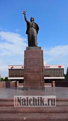 Нальчик. Памятник Марии Темрюковне 4