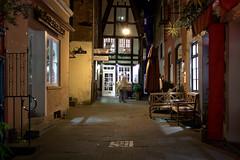 Schnoorviertel - Bremen bei Nacht (05) (Stefan_68) Tags: longexposure night germany deutschland alley nightshot nacht illumination bremen altstadt oldtown beleuchtung nachtaufnahme hanse gasse nachtfotografie hansestadt langzeitbelichtung beleuchtet schnoor schnoorviertel nightphotograph hanseaticcity altstadtgasse