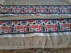 """20150614_162701 (""""ARTEIRICES"""" By RÔ IANGUAS) Tags: de banho jogos customizadas toalhas"""