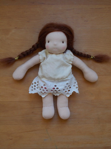 "the lil' ones, Albertina 8"" doll"
