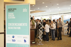 AIE: Luggage, Handling e Catering (Airport infra expo) Tags: marriothotel sator feiradeinfraestruturaaeroportuaria seminarioluggage airportinfraexpo2015 handlingandcathering aie2015