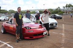 IMG_9675 (aaron_boost) Tags: work hawaii oahu honolulu autocross miata jdm autox mx5 scca alohastadium eunos trackdays workwheels trackdog garagevary workequip autokonexion aaronboost sccahawaii aaronboostgarage aaronboostphotography