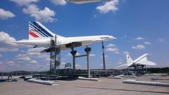 F-BVFB Concorde & CCCP-77112 Tupolev TU144 Sinsheim Technik Museum 16th July 2015 (3) (plumtimair) Tags: concorde technikmuseum sinsheim fbvfb tupolevtu144 cccp77112
