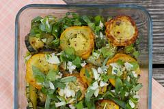 Garlic-Marinated Zucchini. Praetud suvikrvits kslaugu-rdimarinaadis. (gluten-free, vegan, paleo, lowcarb, lchf) (Pille - Nami-nami) Tags: recipe recipes naminami naminamiretseptikogu