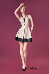 Albina I (dunikowski) Tags: suknia sukienki wieczorowe sukienka dagnez wieczorowa dagnezpl
