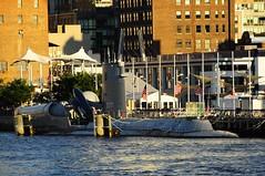 Boat Ride: USS Growler (SSG-577) (lazzo51) Tags: cruise newyork boat ship submarine hudson usn worldyacht