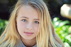 Elle (scoopsafav) Tags: girls portrait girl beauty face fashion kids familyportraits kid eyes pretty blondes blueeyes greeneyes blonde tween preteen familyphotography leighduenasphotography