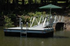 Wahoo Docks Platform Docks