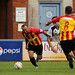 """Ben Watson Dorchester Town 0 v 1 Truro PSF 1-8-2015-3138 • <a style=""""font-size:0.8em;"""" href=""""http://www.flickr.com/photos/134683636@N07/20200267402/"""" target=""""_blank"""">View on Flickr</a>"""